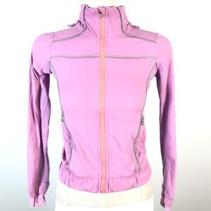 Ivivva jacket hooded *stains